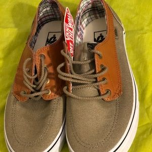 Vans Brigata shoes sneakers.